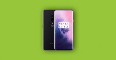 Download OnePlus 7T Stock Firmware (collection)