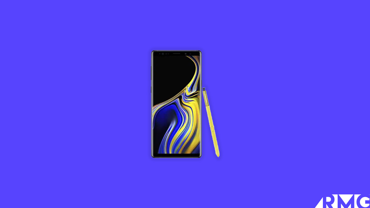 Install Samsung Galaxy Note 9 One UI 2.0 beta Android 10