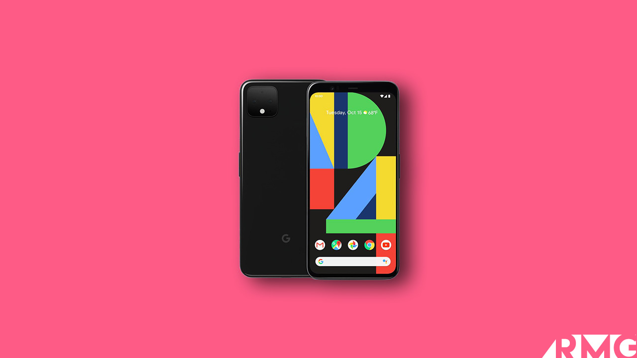 Take Screenshots on Google Pixel 4 / Pixel 4 XL