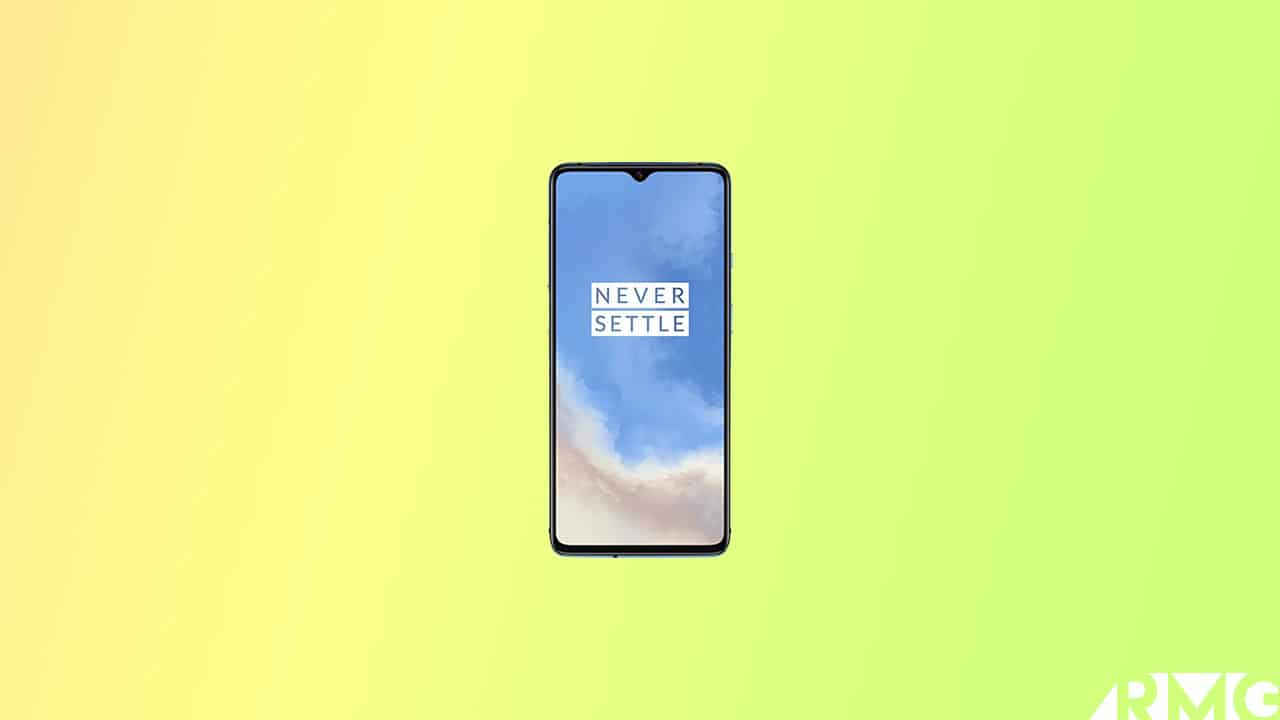 Unbrick T-Mobile OnePlus 7T and Restore using MSM tool