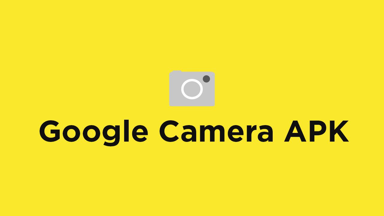 Download Google Camera APK For Redmi 7