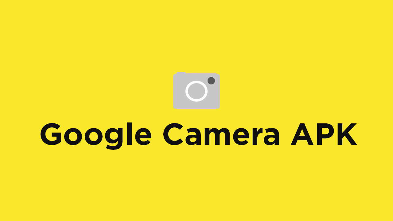 Download Google Camera APK For Xiaomi Mi 6