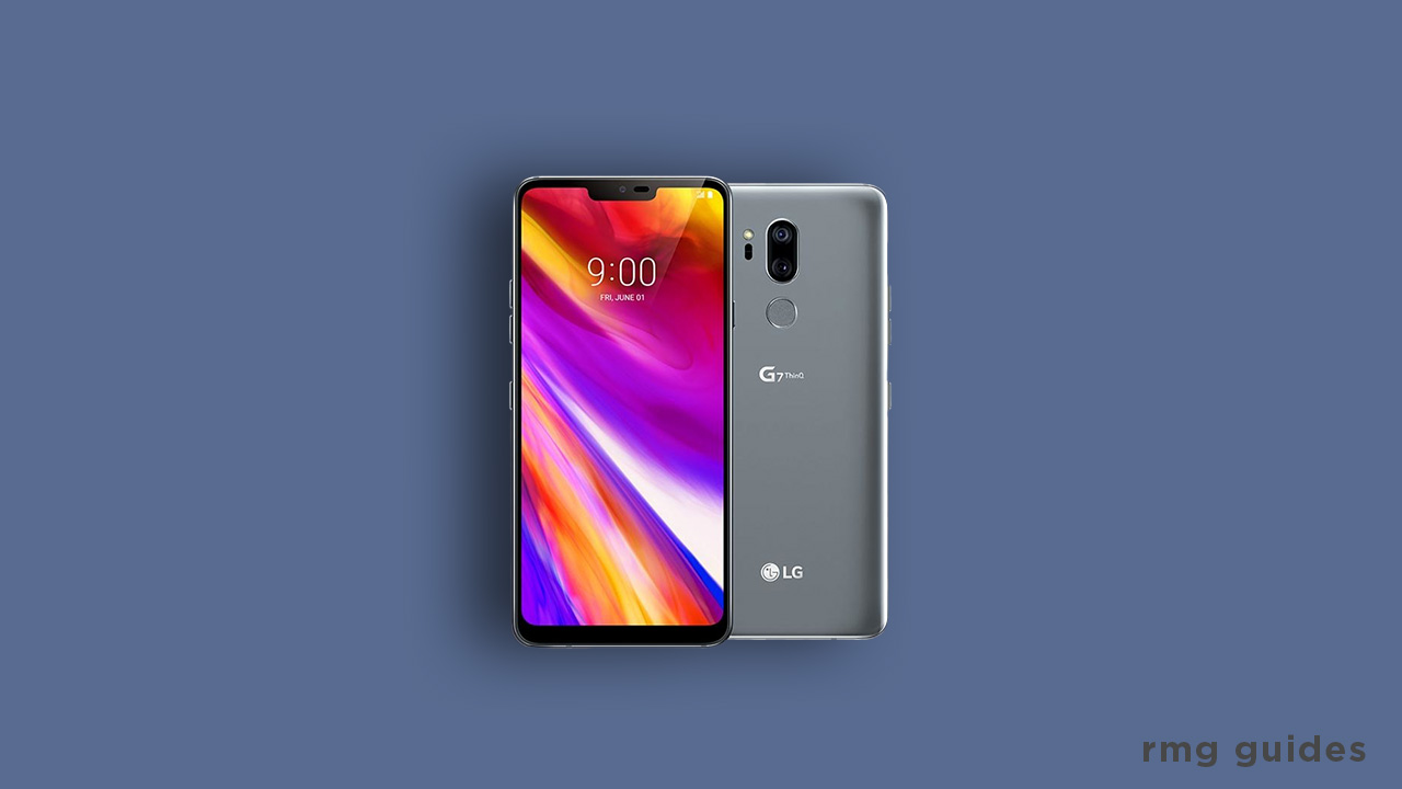 G710TM20f November 2019 patch For T-Mobile LG G7 ThinQ