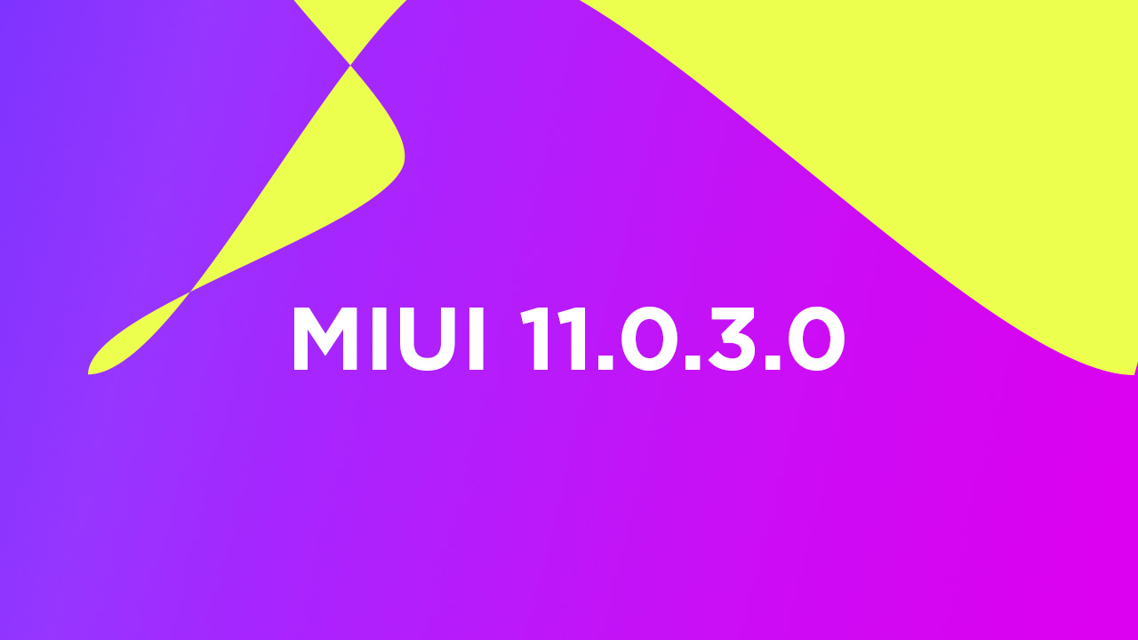 V11.0.3.0.PGGEUXM Redmi Note 8 Pro MIUI 11.0.3.0 Global Stable ROM {Europe}