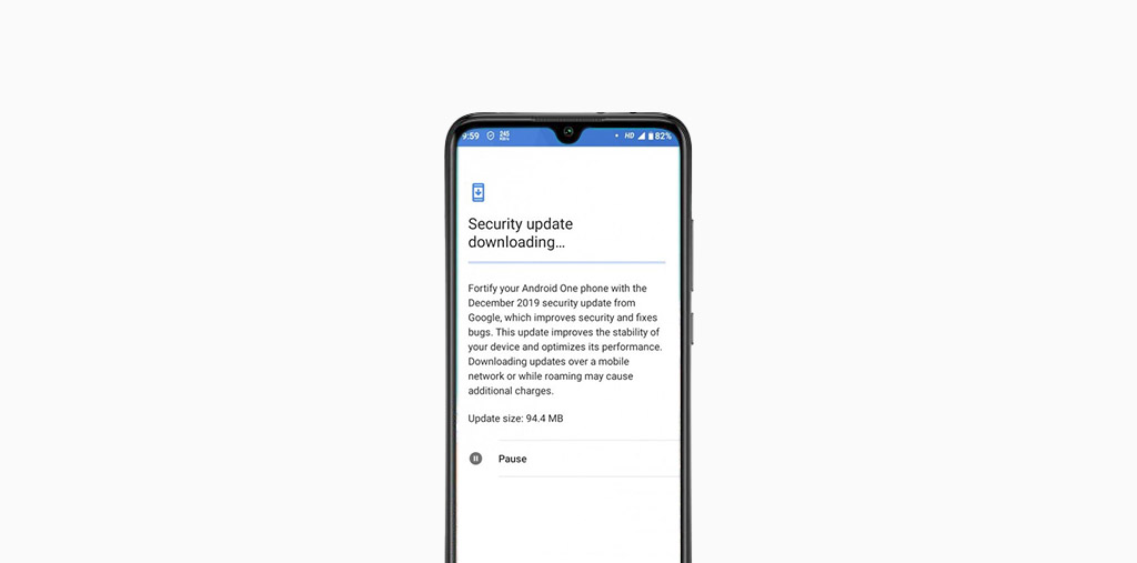 V10.3.12.0.PFQMIXM: Download Xiaomi Mi A3 December 2019 Patch