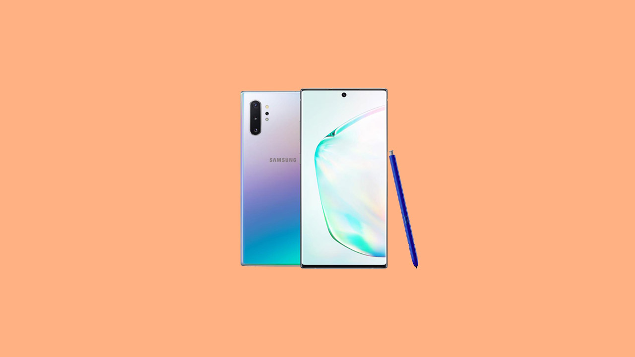Galaxy Note 10/10+ Android 10 (One UI 2.0) Update {Install}
