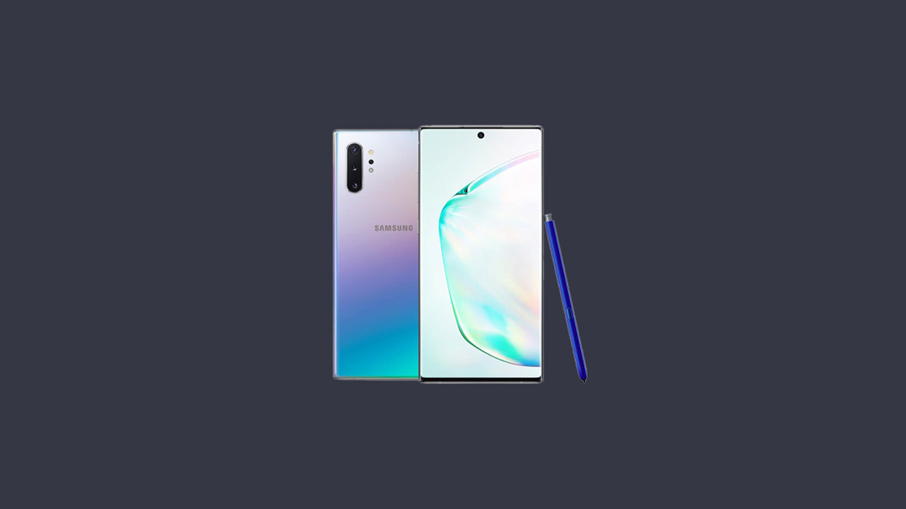 Hard and Soft Reset Galaxy Note 10 / Note 10 Plus