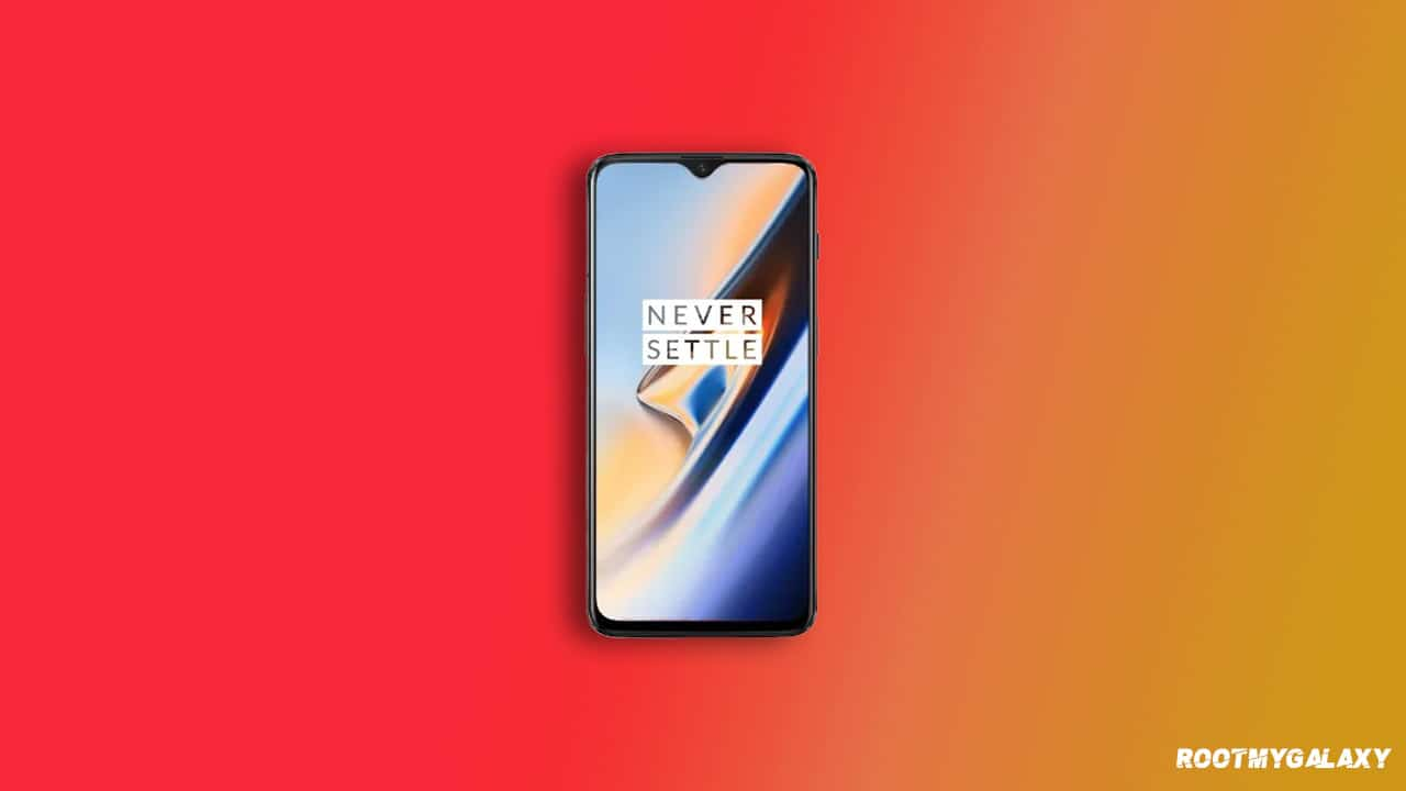 Install OnePlus 6 and 6T Oxygen OS 10.0.1