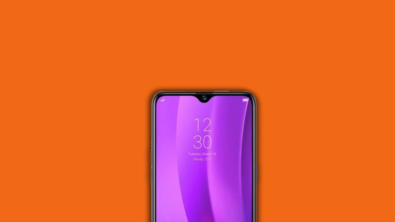 RMX1851EX_11_A.21: Download Realme 3 Pro December 2019 Patch