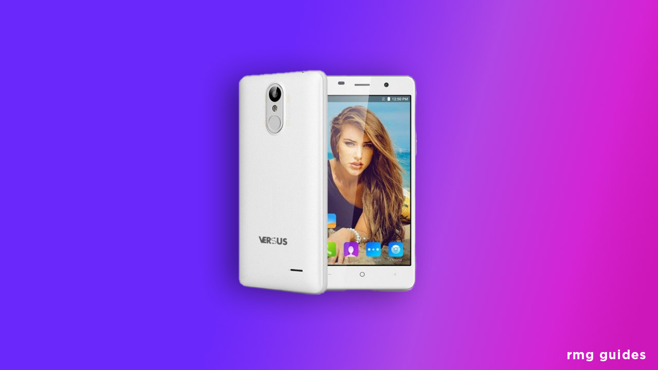 Install Stock ROM on Versus M5 Plus LTE V550 (Firmware File)