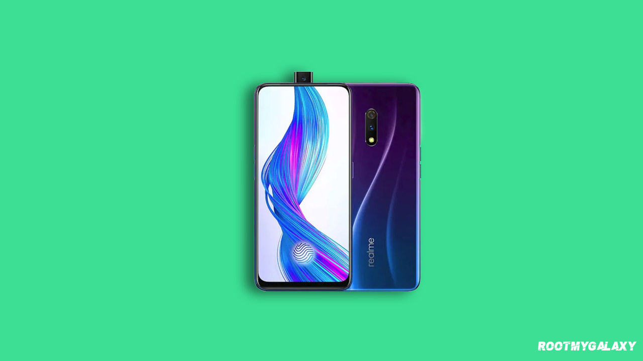AOSPExtended for Realme X (Android 9.0 Pie)