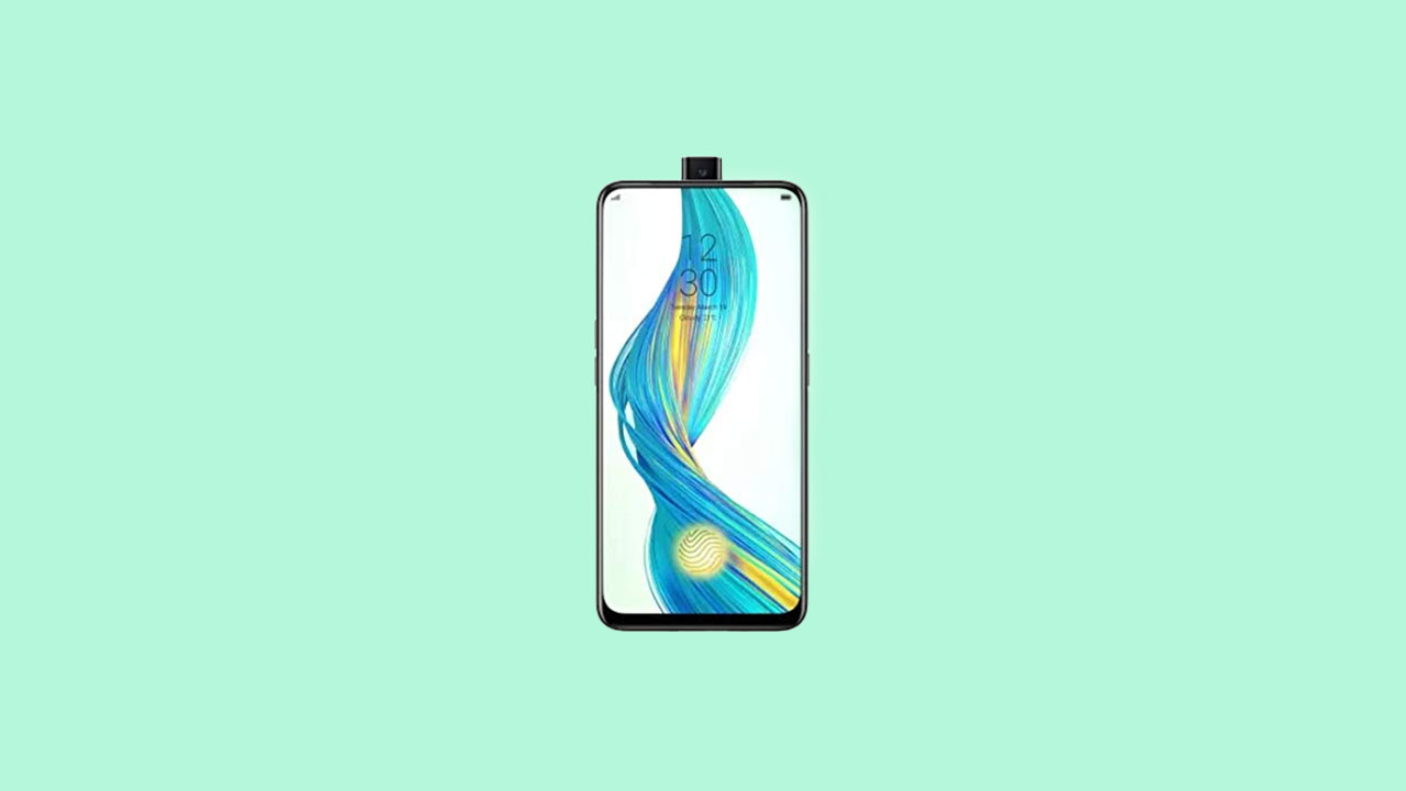 Realme X Starts Getting RMX1901EX_11.A.22 December 2019 Security Patch