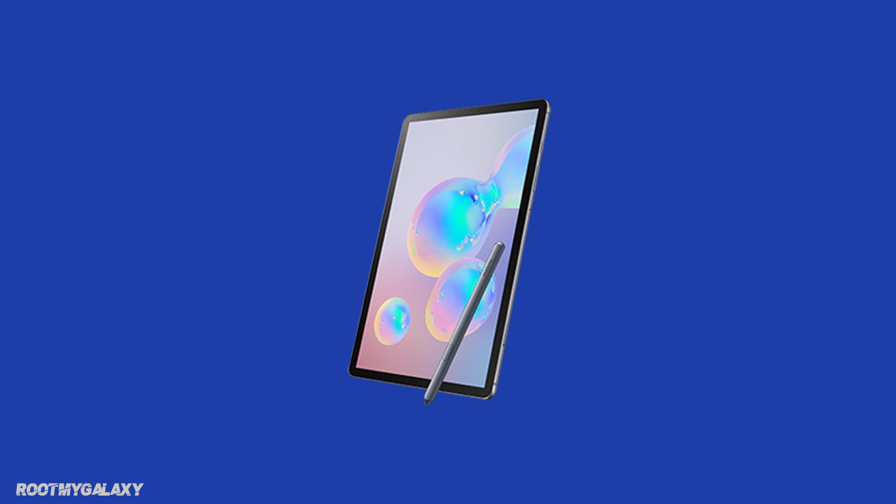 Root Galaxy Tab S6 (SM-T860/T865) and Install TWRP Recovery