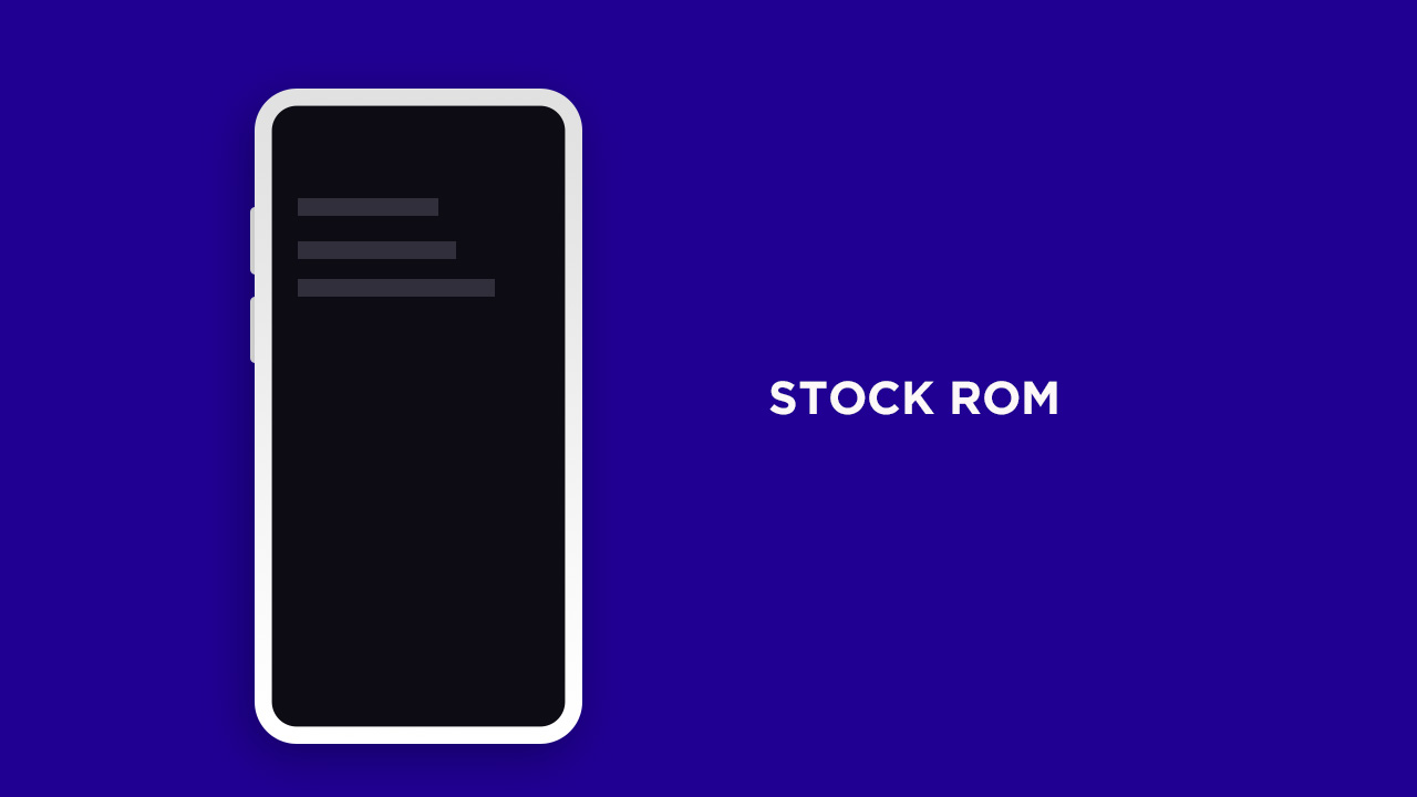 Install Stock ROM On Versus V-Pad MD 721B [Official Firmware]
