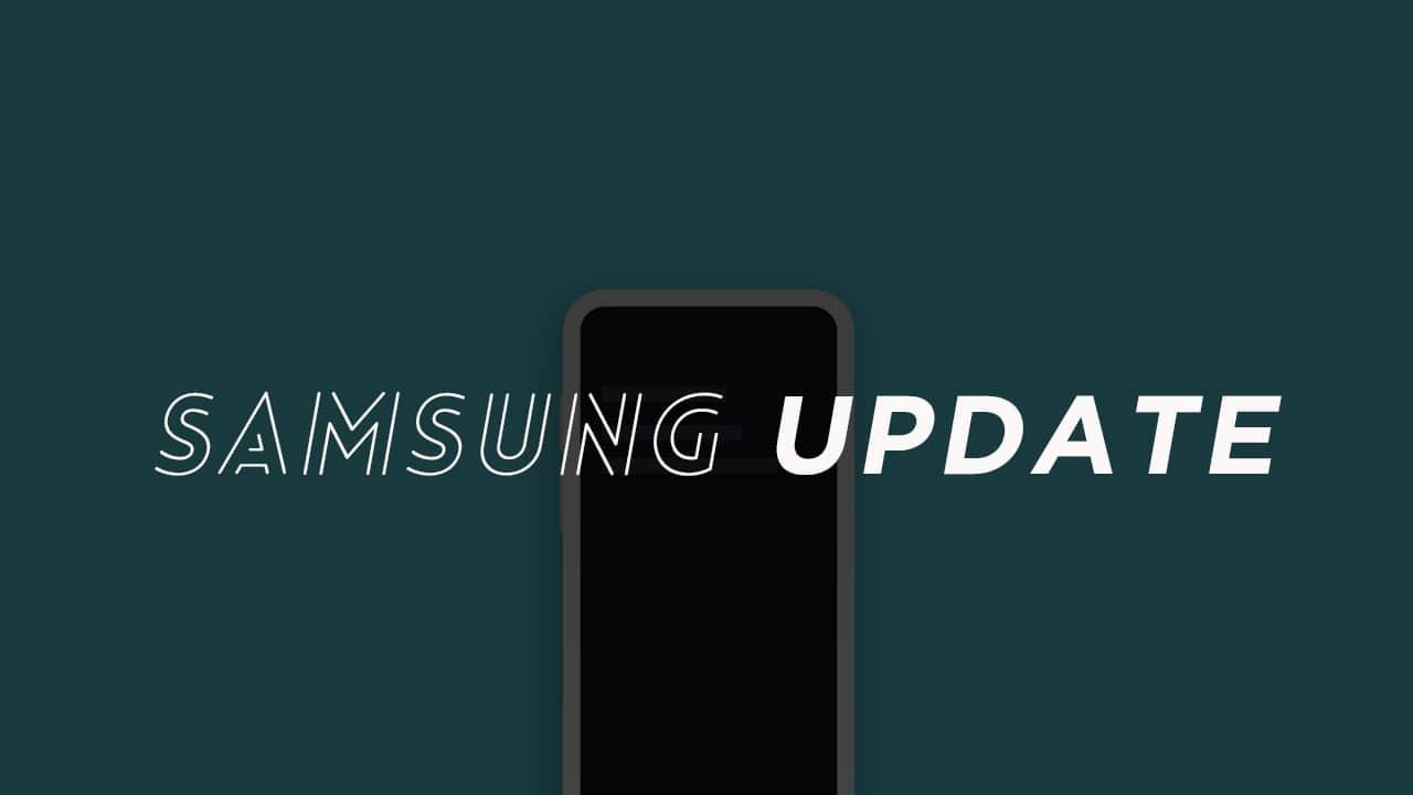 A307FNXXU2ASL1: Download Galaxy A30s November 2019 Patch