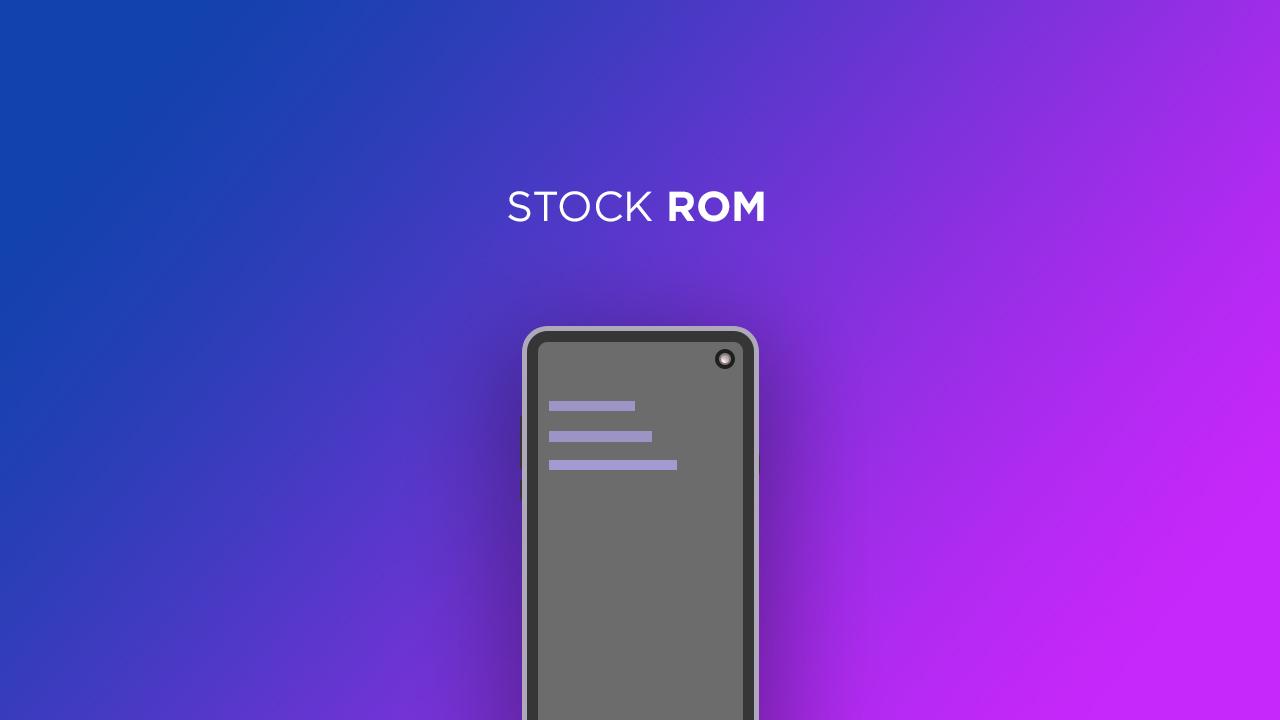 Install Stock ROM On Irbis TZ856e [Official Firmware]