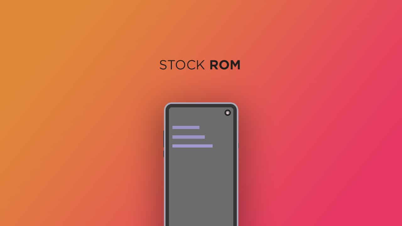 Install Stock ROM On Versus V730 [Official Firmware]