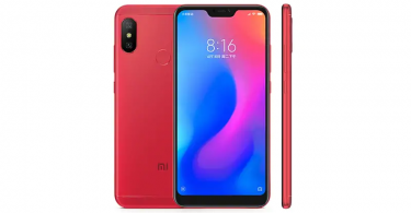 Redmi 6 Pro Gets December 2019 security patch