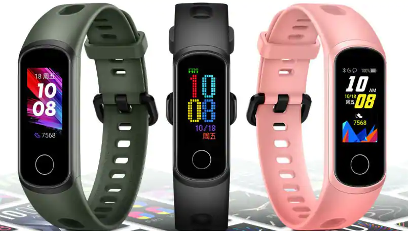 Honor Band 5i and Honor MagicWatch 2 Smartwatch launched in India