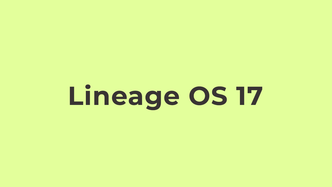 Install Lineage OS 17 On Xiaomi Mi 9 SE (Android 10)
