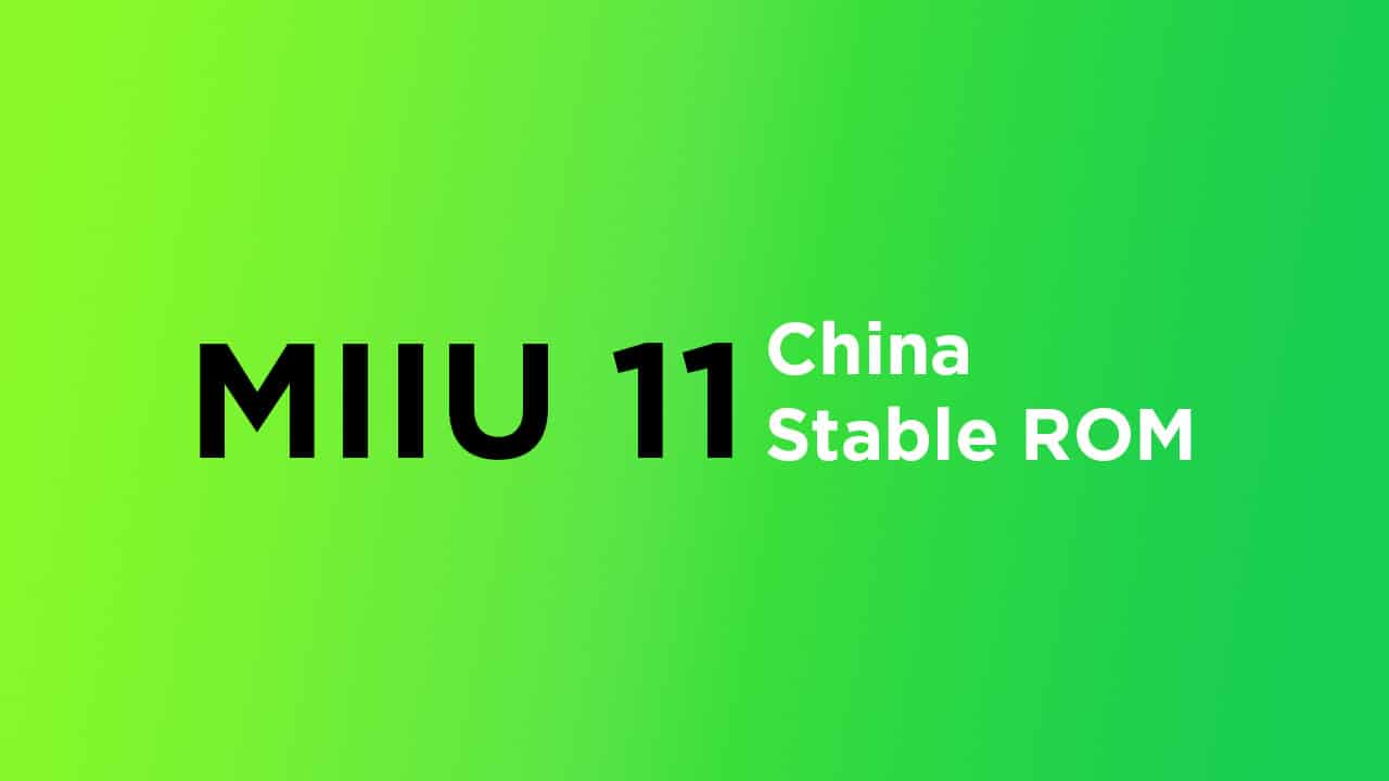 Redmi 7 MIUI 11.0.3.0 China Stable ROM {V11.0.3.0.PFLCNXM}