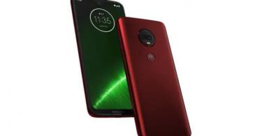 Motorola Moto G7 Plus Android 10 update soak test is live in Brazil