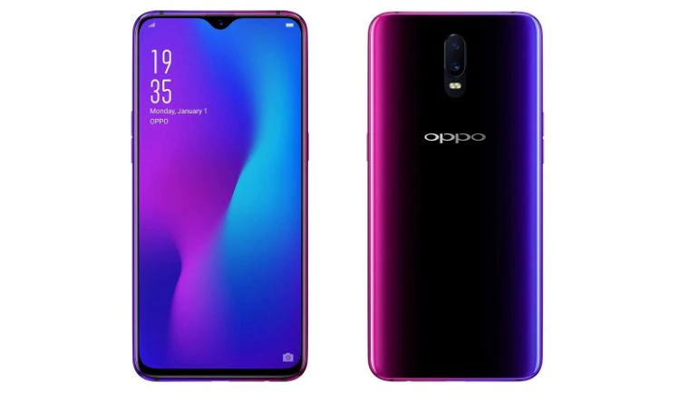 OPPO R17 Android 10 Color OS 7 Update