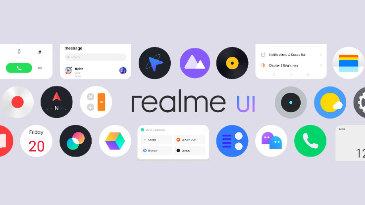 Realme UI is officially launched