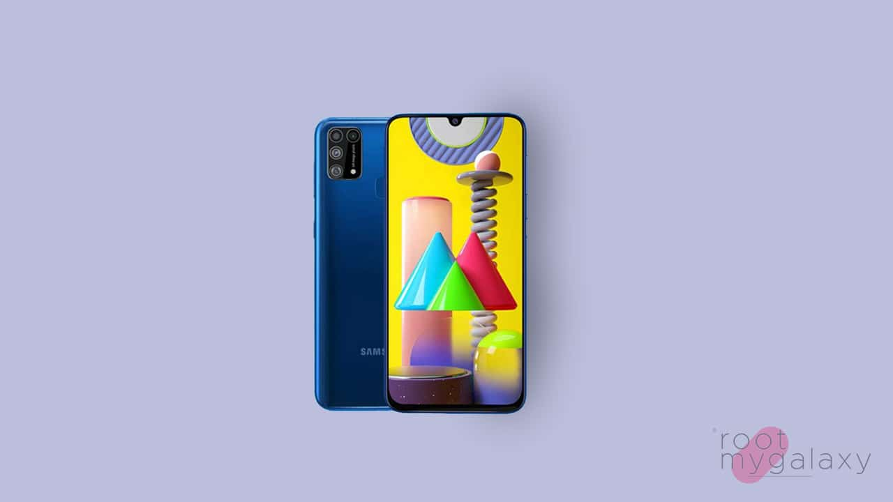 Galaxy M31 Stock ROM / Firmware