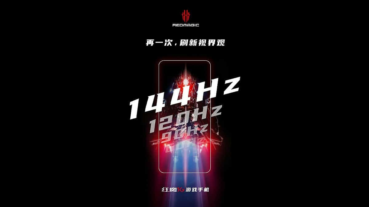 Nubia Red Magic 5G gets certification of TENAA