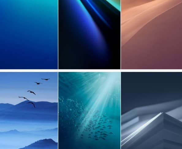 Download iQOO 3 5G Stock Wallpapers (FHD+ Resolution)