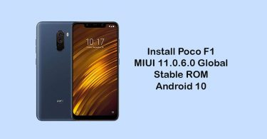 [Download] Poco F1 MIUI 11.0.6.0 Global Stable ROM with Android 10