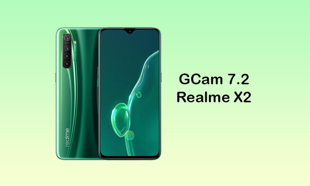 {Gcam 7.2} Download Google Camera for Realme X2