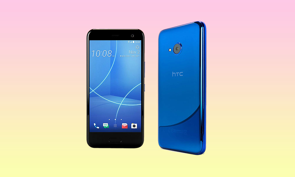 HTC U11 Life gets Android 10 update in Japan and Germany