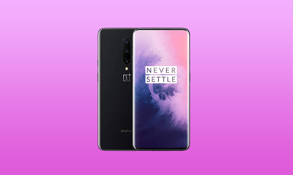 T-Mobile OnePlus 7 Pro gets OxygenOS 10.0.3.GM31CB March 2020 security patch update