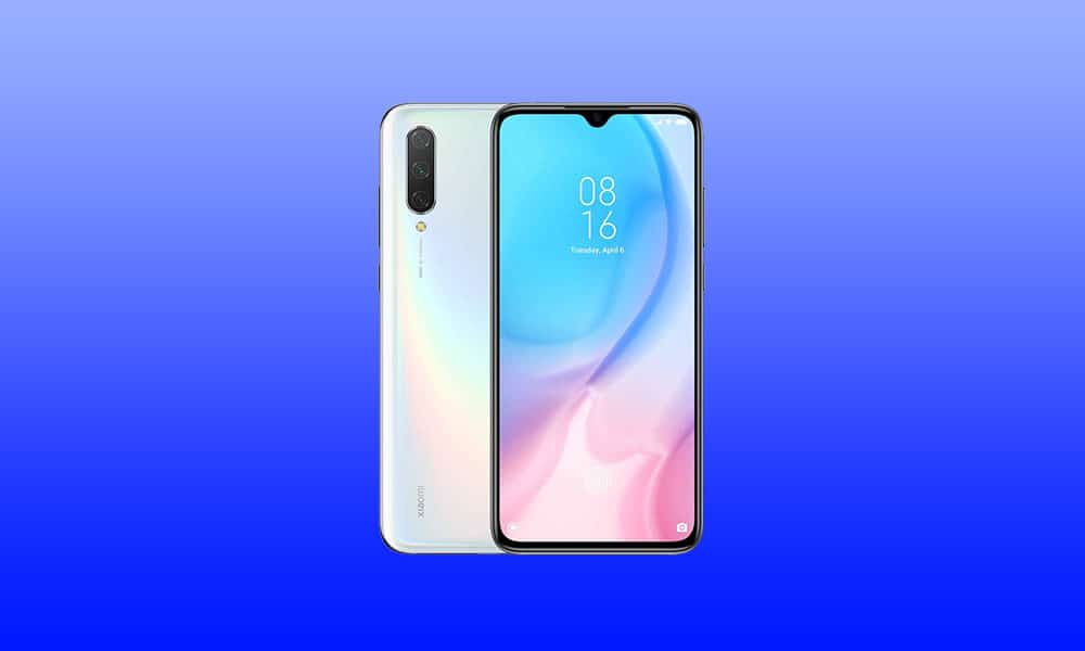 Xiaomi Mi 9 Lite gets Android 10 Update [Global Stable - download]