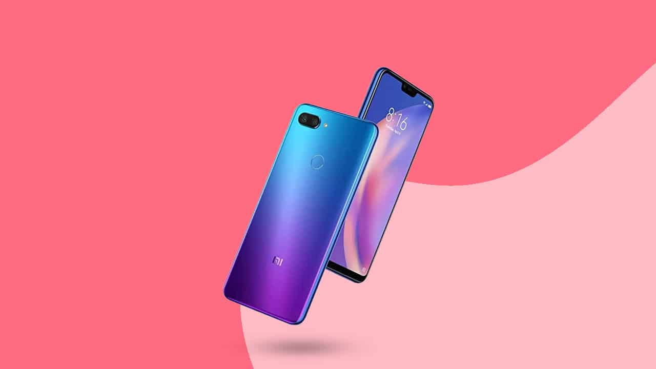 Xiaomi Mi 8 MIUI 11 Android 10 Global Beta Stable now available