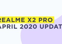 Realme X2 Pro Gets April 2020 Security update with HDR bug fixes, PUBG audio and new charging animation