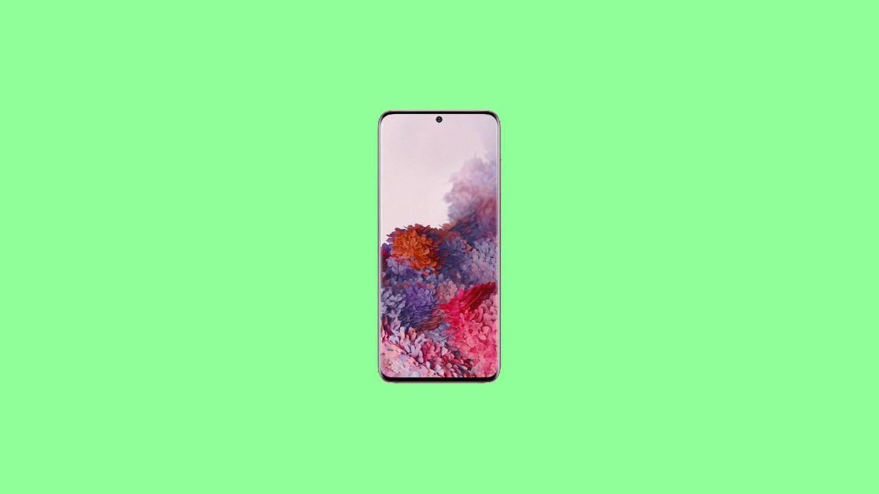 G981BXXU1ATCT: Download Galaxy S20 5G April 2020 Patch (Europe - OneUi 2.1)