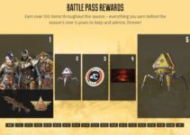 All tiers and rewards: Apex Legends Season 5 Battle Pass