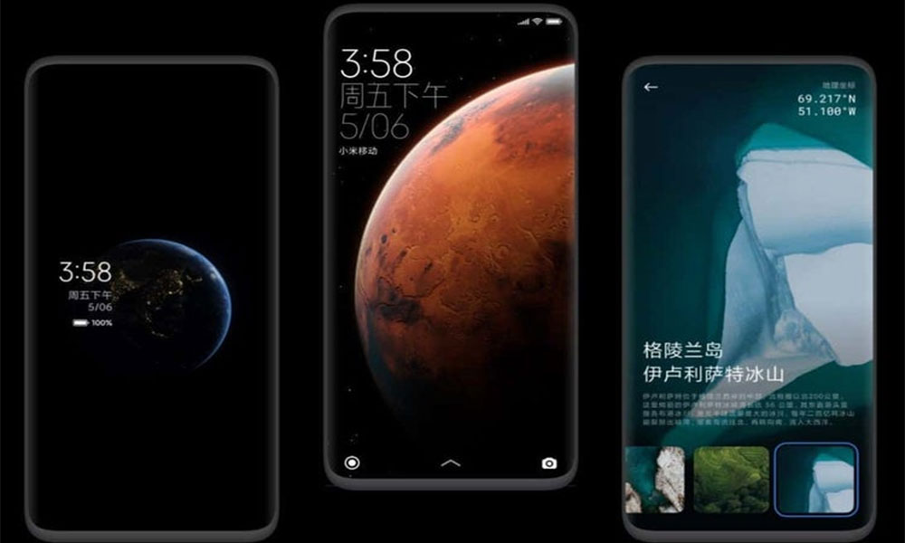 Download MIUI 12 Stock and Live wallpapers