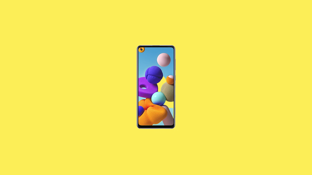A217FXXU1ATE6: May 2020 Security Patch for Galaxy A21s