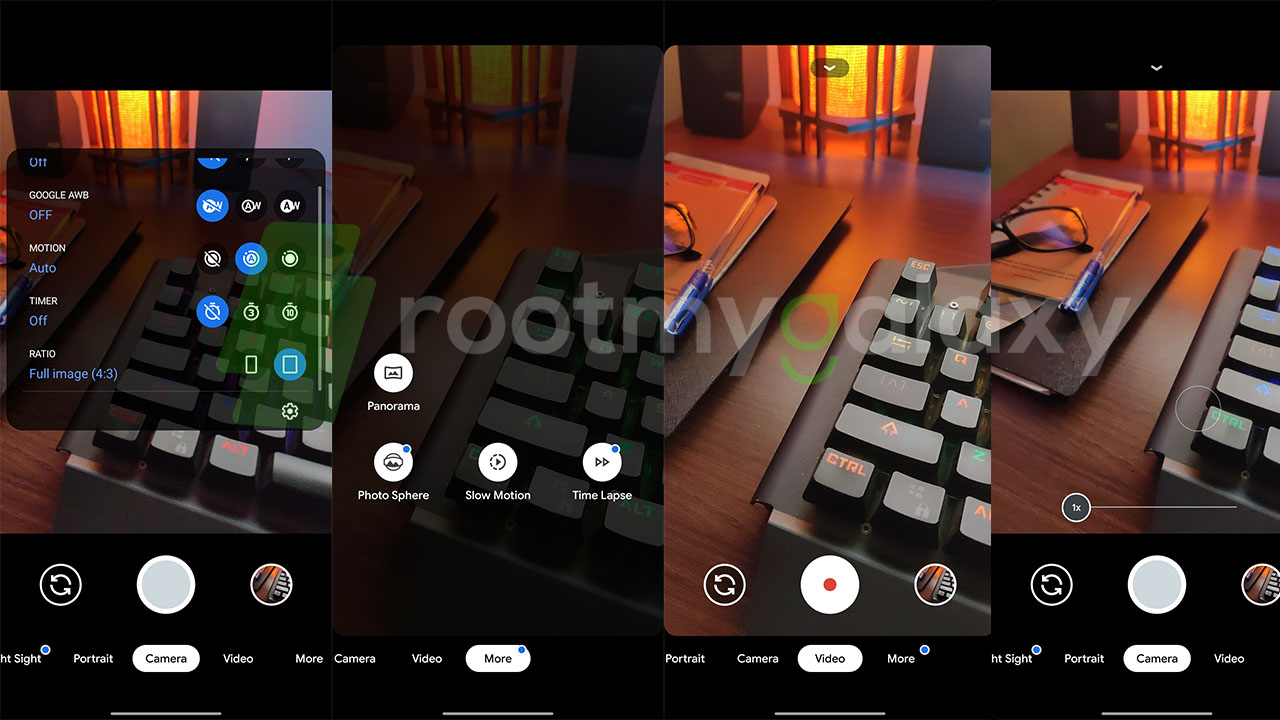 Google Camera 7.3 for OnePlus 8 & 8 Pro-Screenshots