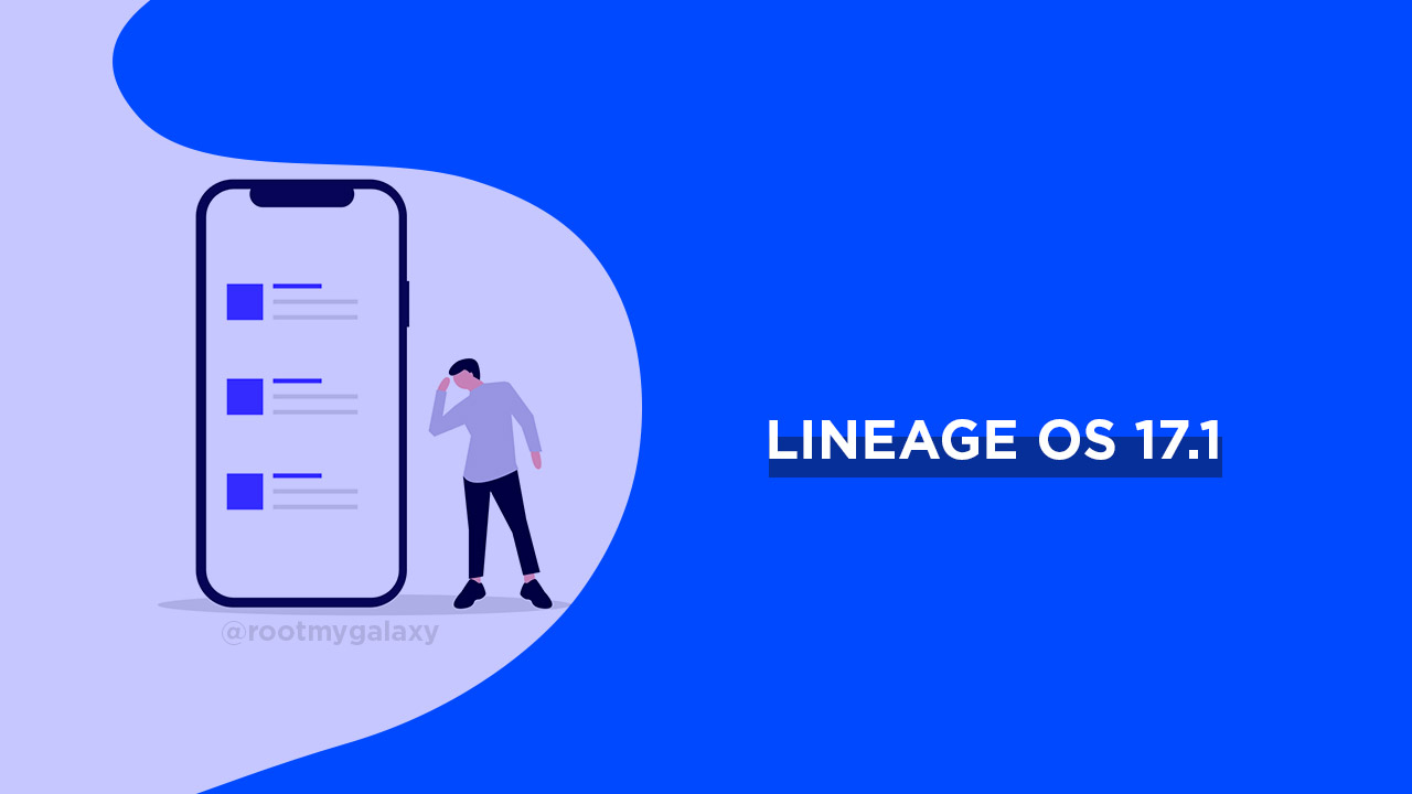 Lineage OS 17.1 for Xiaomi Mi Mix 3 5G (Android 10)