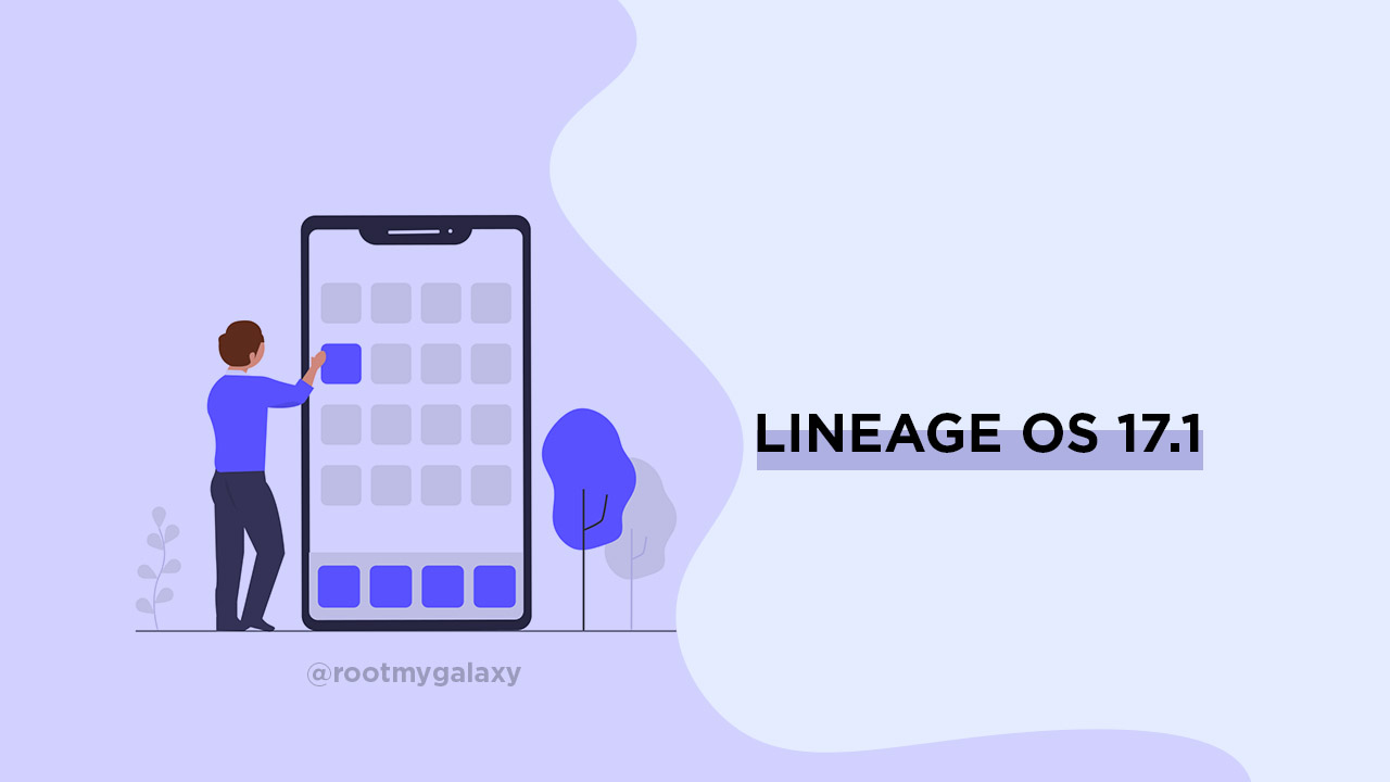 Lineage OS 17.1 for Xiaomi Mi 8 (Android 10)