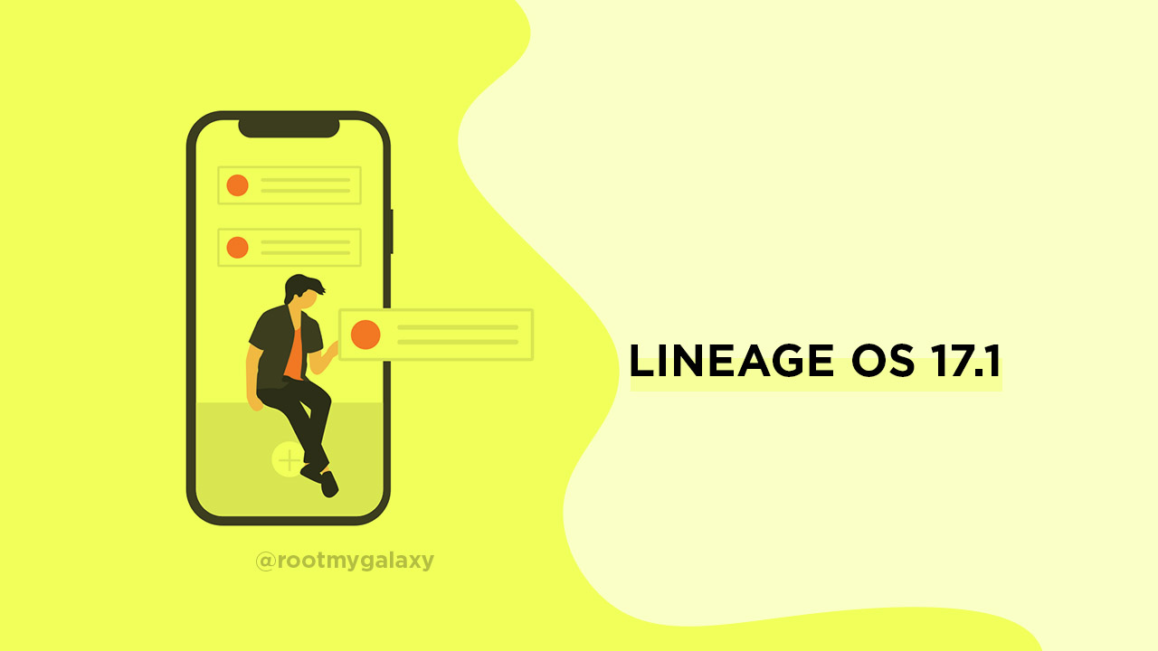 Lineage OS 17.1 for Xiaomi Mi 6 (Android 10)