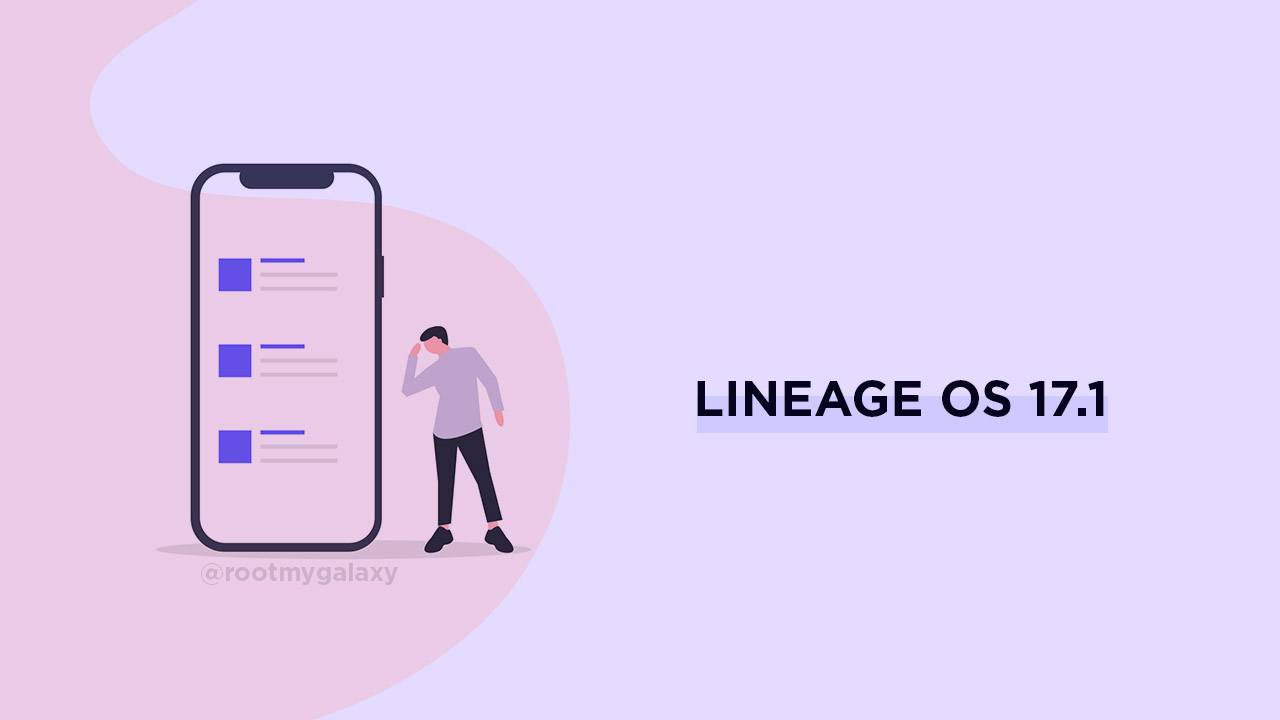 Lineage OS 17.1 for Xiaomi Mi A3 (Android 10)