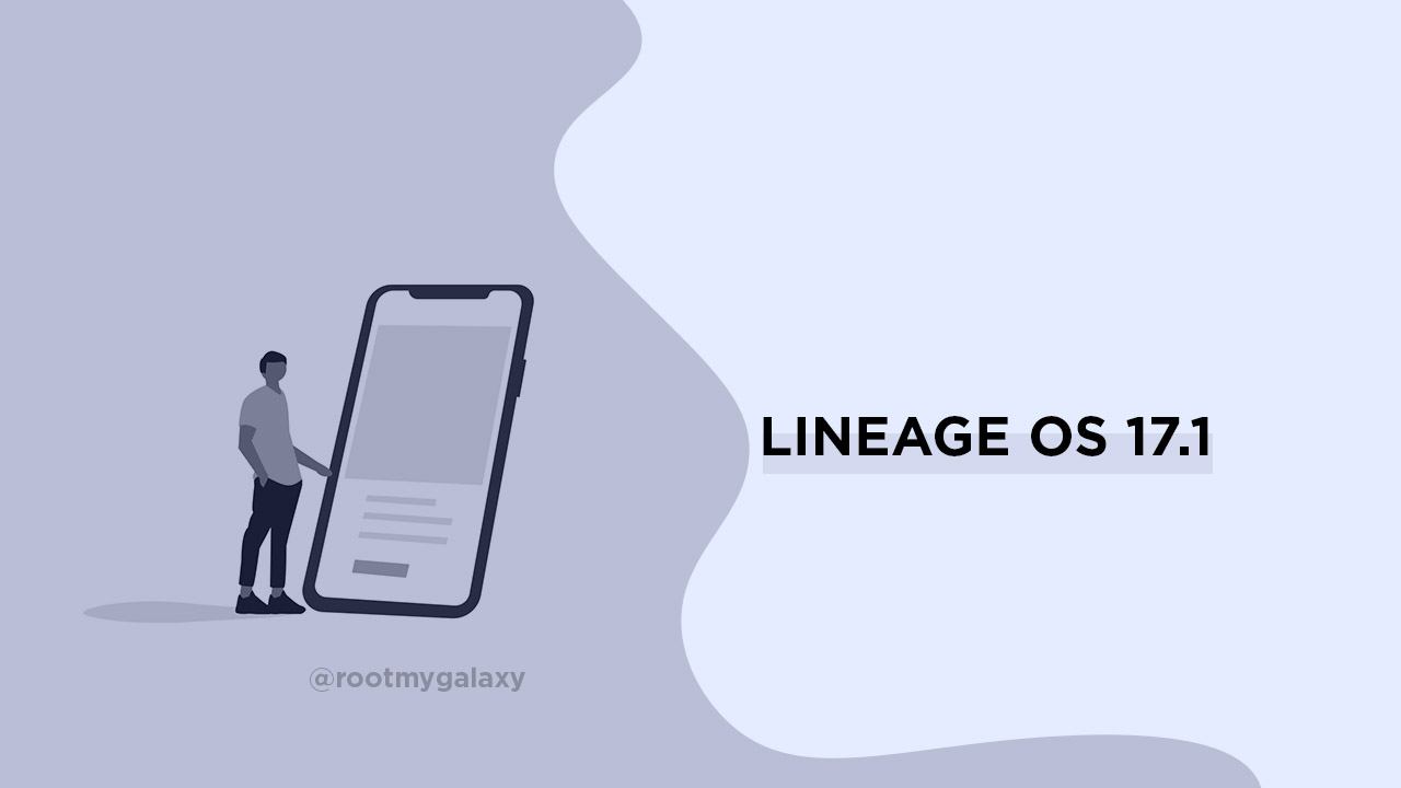 Lineage OS 17.1 for Xiaomi Mi A2 (Android 10)