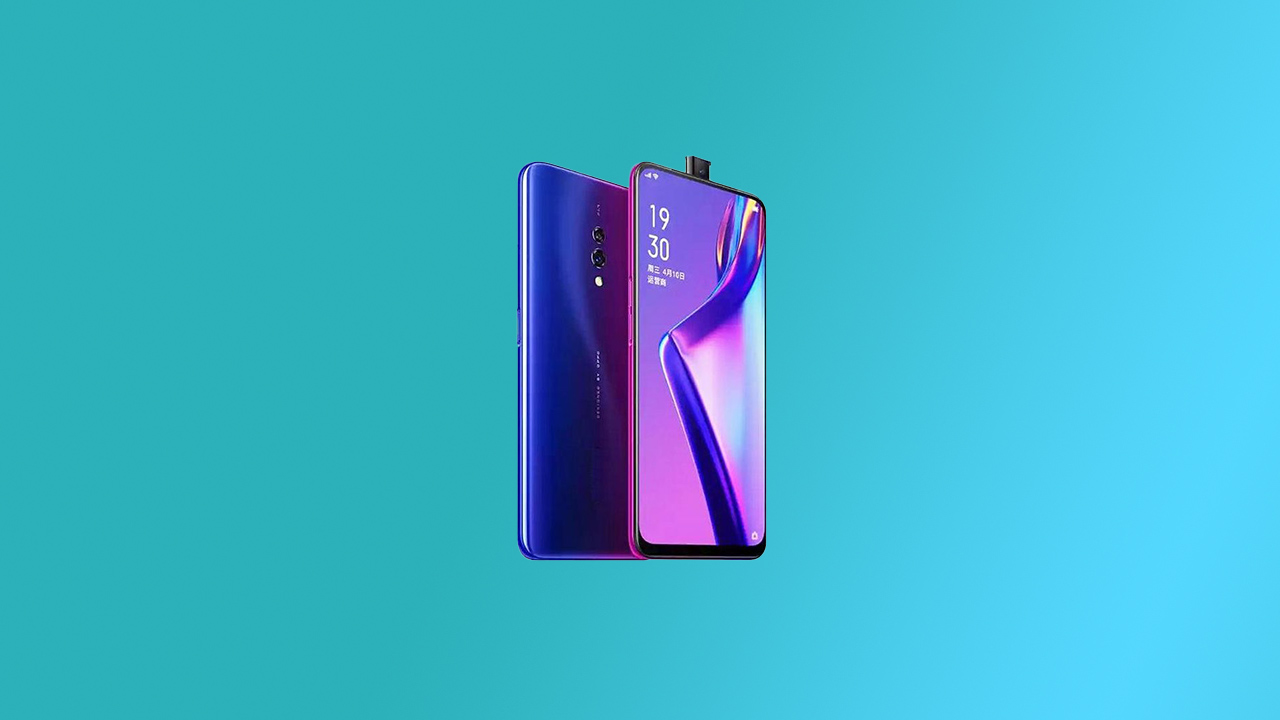 Oppo rolls out ColorOS 7 (Android 10) update for Oppo K3 in India