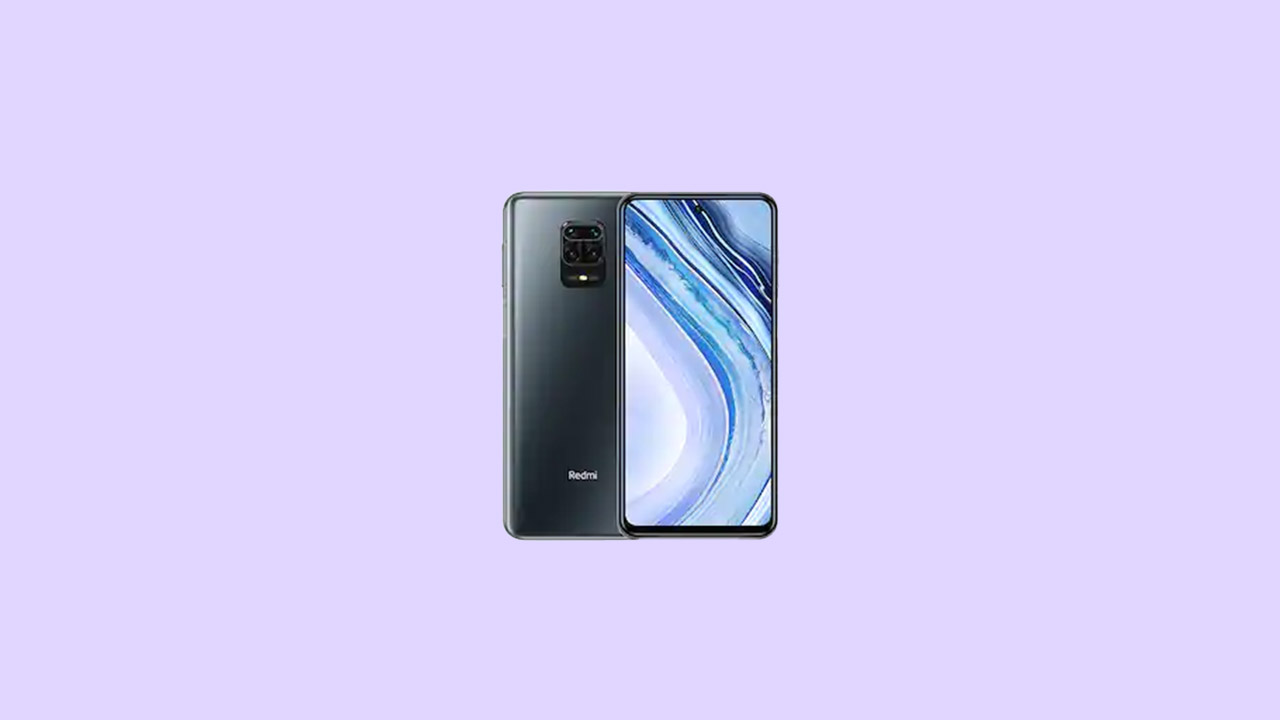 Redmi Note 9 Pro Gets MIUI 11.0.6.0 Global Stable ROM Update
